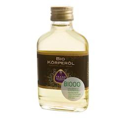 Eliah Sahil Ájurvédský bio arganový tělový olej 100 ml