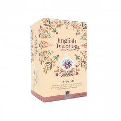 English Tea Shop Čaj Happy me, bio 30 g, 20 ks