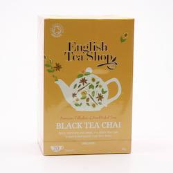 English Tea Shop Černý čaj Chai 40 g, 20 ks