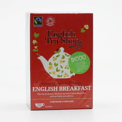 English Tea Shop Černý čaj English Breakfast 20 ks, 40 g