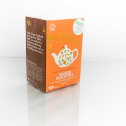 English Tea Shop Černý čaj zázvor a broskev 40 g, 20 ks