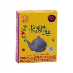English Tea Shop Rooibos, granátové jablko a černý rybíz 2 g, 1 ks