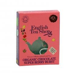 English Tea Shop Rooibos, příval čokolády a super ovoce, bio 2 g, 1 ks