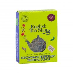 English Tea Shop Štěstí z citronové trávy, máty a tropického ovoce 2 g, 1 ks