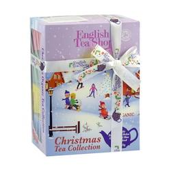 English Tea Shop Vánoční sada Lyžaři a sáňkaři 24 g, 12 ks
