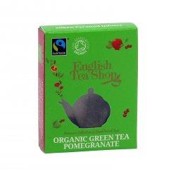 English Tea Shop Zelený čaj granátové jablko 1 ks, 9 g