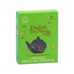 English Tea Shop Zelený čaj tropické ovoce 2 g, 1 ks