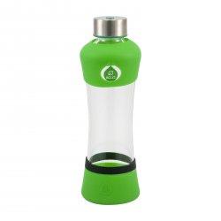Equa Skleněná láhev Active 550 ml, Green