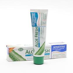 ESI Zubní gel Sensitive, Aloe Fresh 100 ml