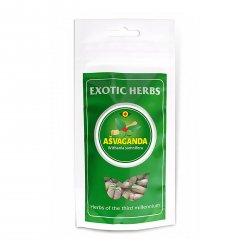 Exotic Herbs Ašvaganda, kapsle 100 ks