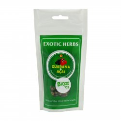 Exotic Herbs Guarana + Acai, kapsle 100 ks
