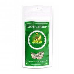 Exotic Herbs Ženšen pravý, kapsle 100 ks