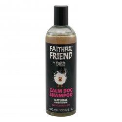 Faith in Nature Přírodní levandulový šampon pro psy Calm Dog 400 ml