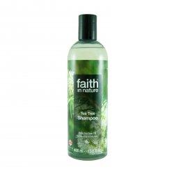 Faith in Nature Šampon Tea Tree 400 ml