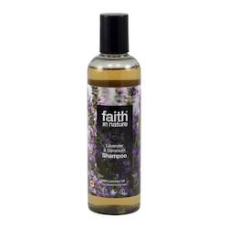 Faith in Nature Sprchový gel levandule & pelargonie 250 ml