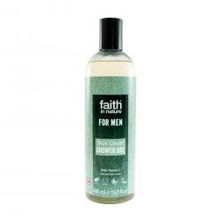 Faith in Nature Sprchový gel modrý cedr, Faith for men 400 ml