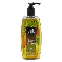 Faith in Nature Tekuté mýdlo grapefruit & pomeranč 300 ml
