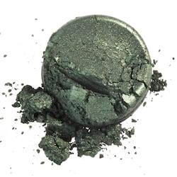 Faran Minerální oční linky, Metalic Green Eyeliner 3 g, 15 ml