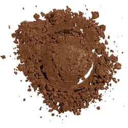 Faran Minerální oční stíny, Sparkling Bronze Eyeshadow 4 g, 15 ml