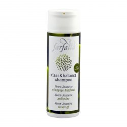 Farfalla Šampon pro mastné vlasy Clear and Balance 200 ml