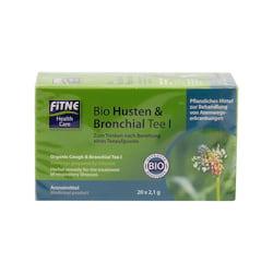 Fitne Čaj proti kašli a kataru horních cest dýchacích bio 20 ks, 42 g