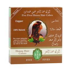 Five Fives Henna Lamda měděná 100 g