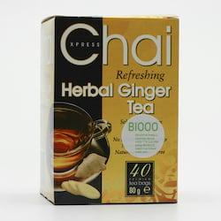 Fudco Zázvorový čaj 80 g, 40 ks