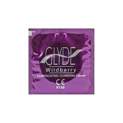 Glyde Kondomy Wildberry 10 ks