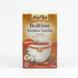 Yogi Tea Čaj Bedtime Rooibos Vanilla 17 ks, 30,6 g