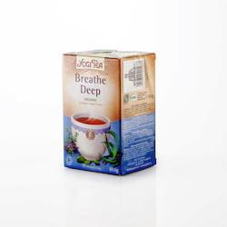 Yogi Tea Čaj Breathe Deep 17 ks, 30,6 g