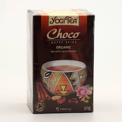 Yogi Tea Čaj Choco 17 ks, 30 g
