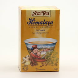 Yogi Tea Čaj Himalaya 17 ks, 30 g
