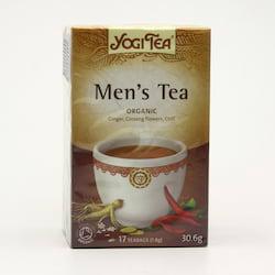 Yogi Tea Čaj Men´s 17 ks, 30 g
