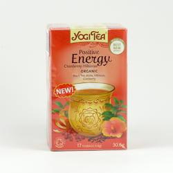 Yogi Tea Čaj Positive Energy 17 ks, 30 g