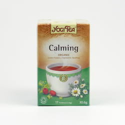 Golden Temple Čaj Yogitea Relax 17 ks, 30 g