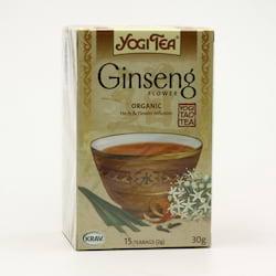 Yogi Tea Čaj Tao Ginseng 17 ks, 30 g