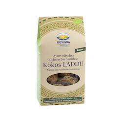 Govinda Ajurvédské cukroví Laddu s kokosem, Kapha 120 g