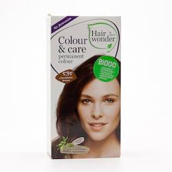 Hairwonder Dlouhotrvající barva čokoládově hnědá 5.35 100 ml