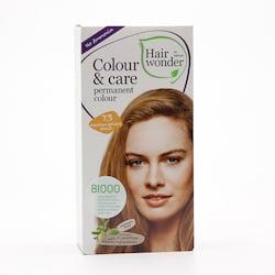 Hairwonder Dlouhotrvající barva středně zlatá blond 7.3 100 ml