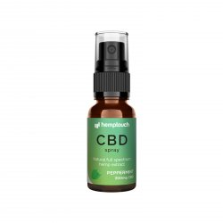 HempTouch CBD sprej peppermint 20 ml