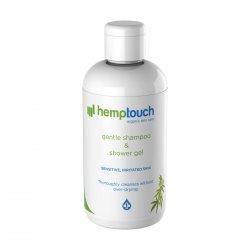 HempTouch Šetrný šampon a gel v jednom 250 ml