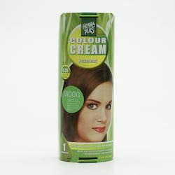 Henna Plus Krémový přeliv Oříšková 6.35 60 ml