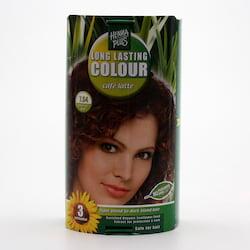Henna Plus Dlouhotrvající barva Café latte 7.54 100 ml