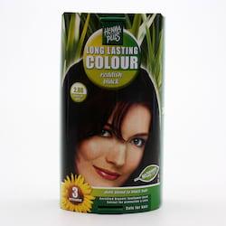 Henna Plus Dlouhotrvající barva Červeně černá 2.66 100 ml