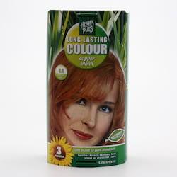 Henna Plus Dlouhotrvající barva Měděná blond 8.4 100 ml