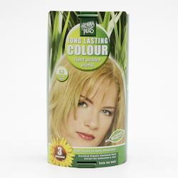Henna Plus Dlouhotrvající barva Světle zlatá blond 8.3 100 ml