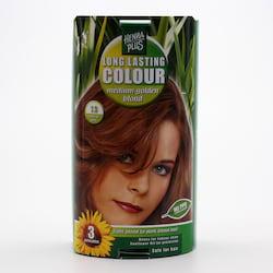 Henna Plus Dlouhotrvající barva Sytě zlatá blond 7.3 100 ml