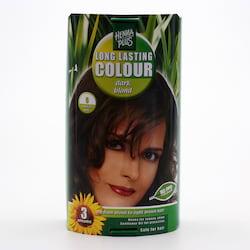 Henna Plus Dlouhotrvající barva Tmavá blond 6 100 ml