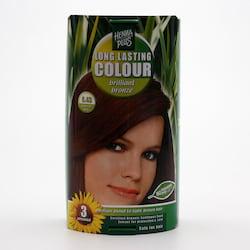 Henna Plus Dlouhotrvající barva Třpytivě bronzová 6.43 100 ml