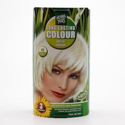 Henna Plus Dlouhotrvající barva Ultra blond zesvětlující 00 140 ml